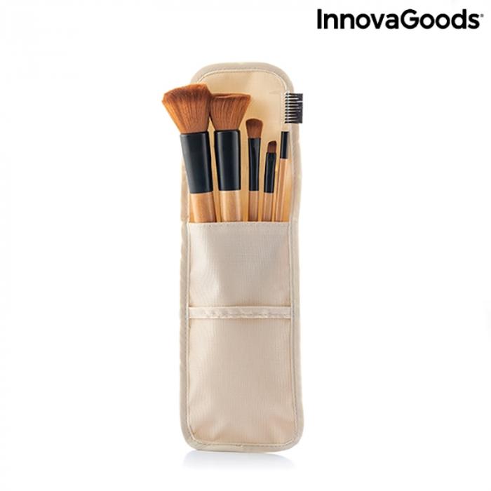 Set pensule machiaj My Make up 8