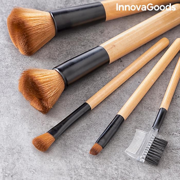 Set pensule machiaj My Make up 6