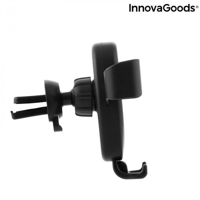 Suport telefon auto cu incarcator wireless Smarty Holder 6