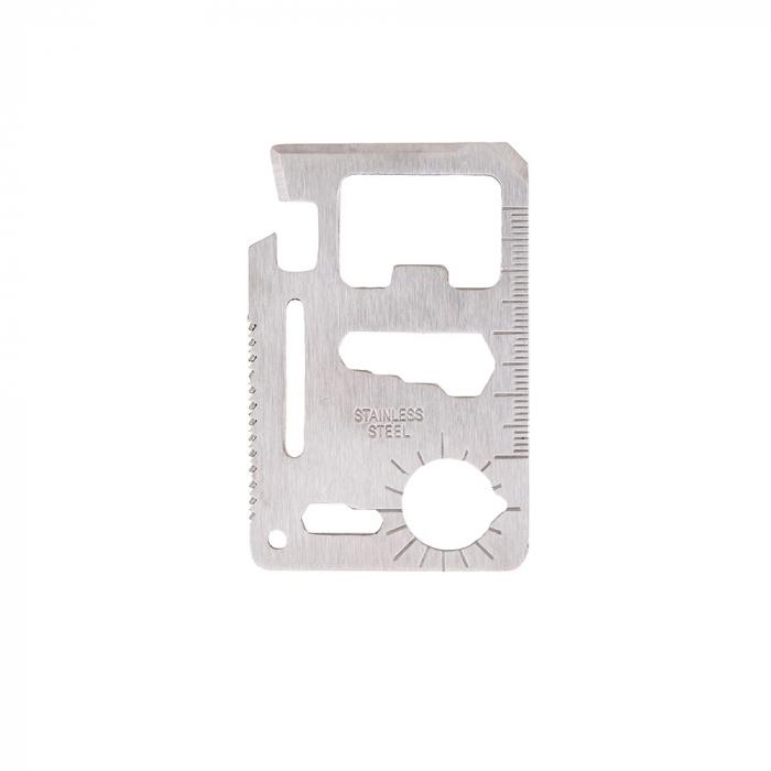 SOS Kit supravietuire multifunctional, 6 unelte [8]