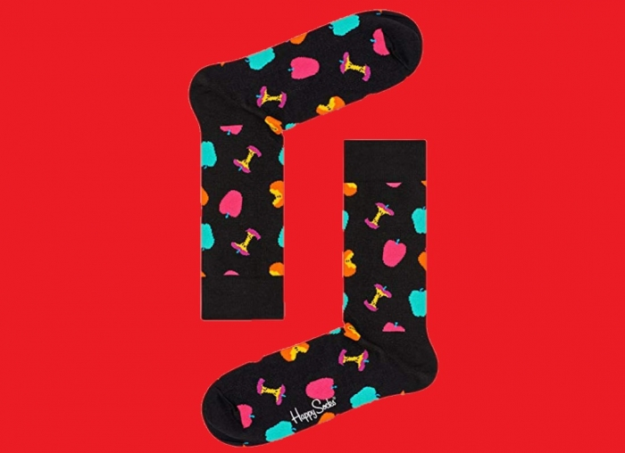 Sosete Happy Socks Apple 1