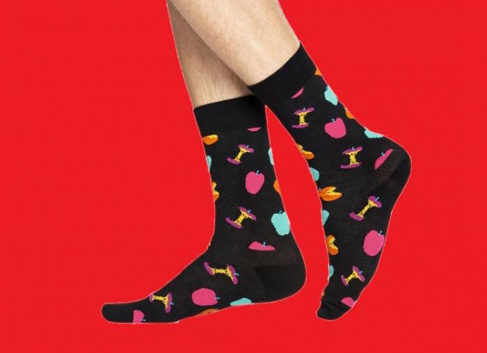 Sosete Happy Socks Apple 0