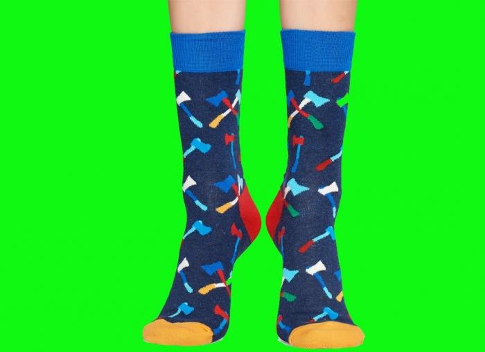 Sosete Happy Socks Axe Socks 1