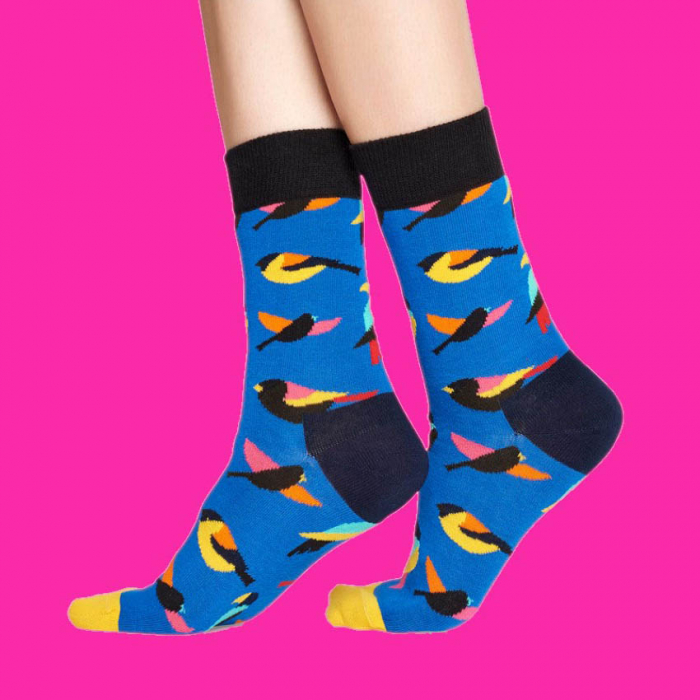 Sosete Happy Socks Bird 0