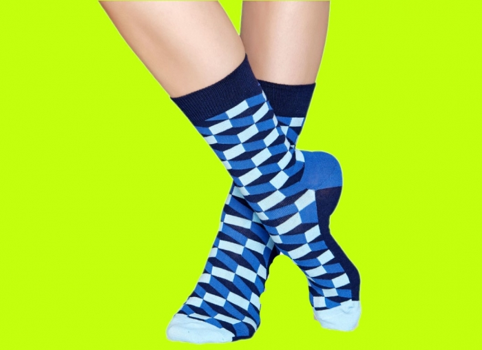 Sosete Happy Socks optice 0