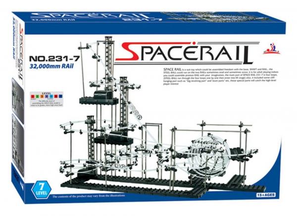 Space Rail Nivelul 7 3