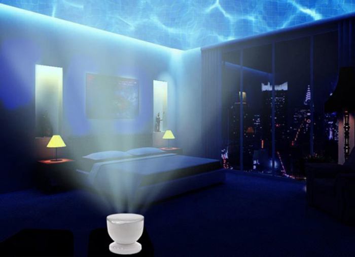 Speaker Ocean Projector 0
