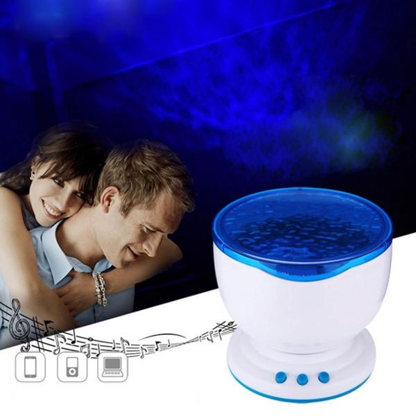Speaker Ocean Projector 4