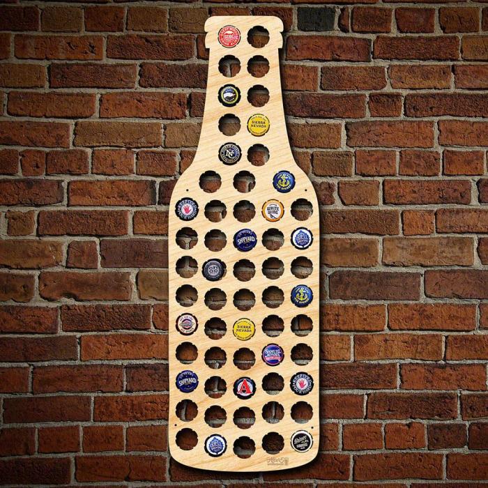 Sticla de colectie Capace de bere 0
