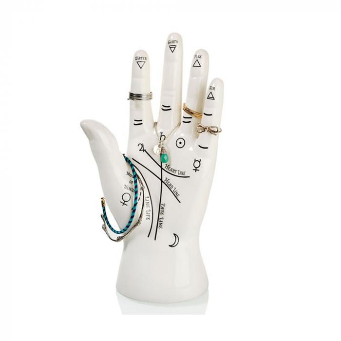 Suport bijuterii Citeste in palma 1