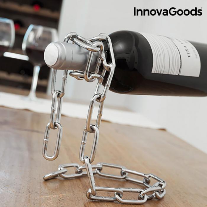 Suport lant sticla de vin Pluteste 1