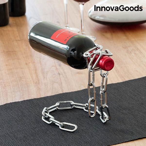 Suport lant sticla de vin Pluteste 0