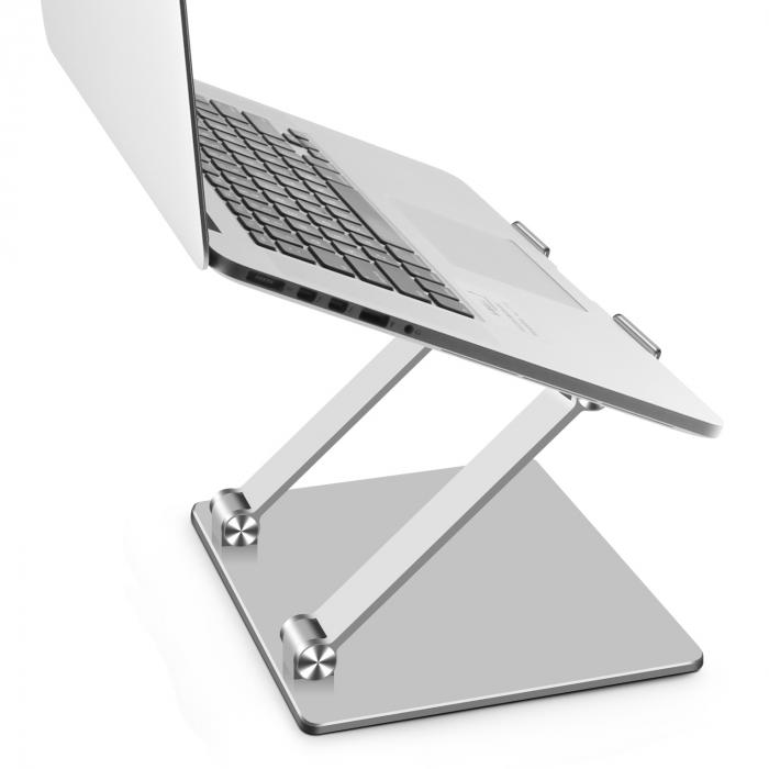 Suport masuta laptop pliabil si reglabil, din aluminiu [6]