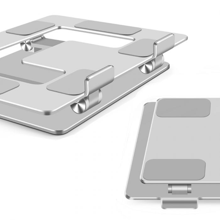 Suport masuta laptop pliabil si reglabil, din aluminiu [3]