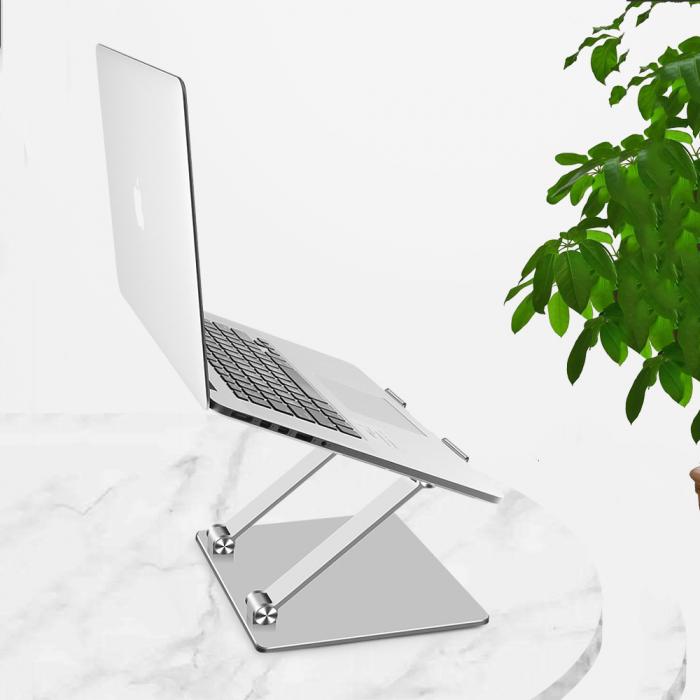 Suport masuta laptop pliabil si reglabil, din aluminiu [1]