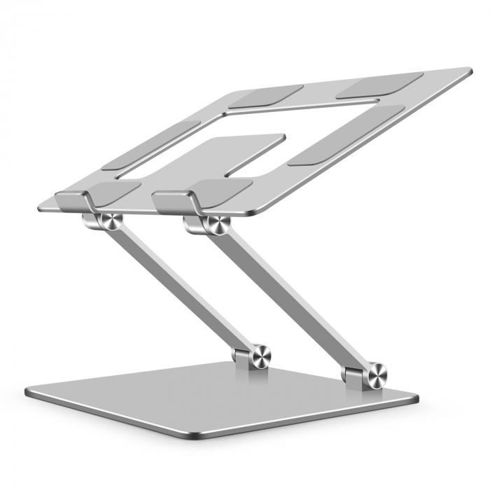 Suport masuta laptop pliabil si reglabil, din aluminiu [10]