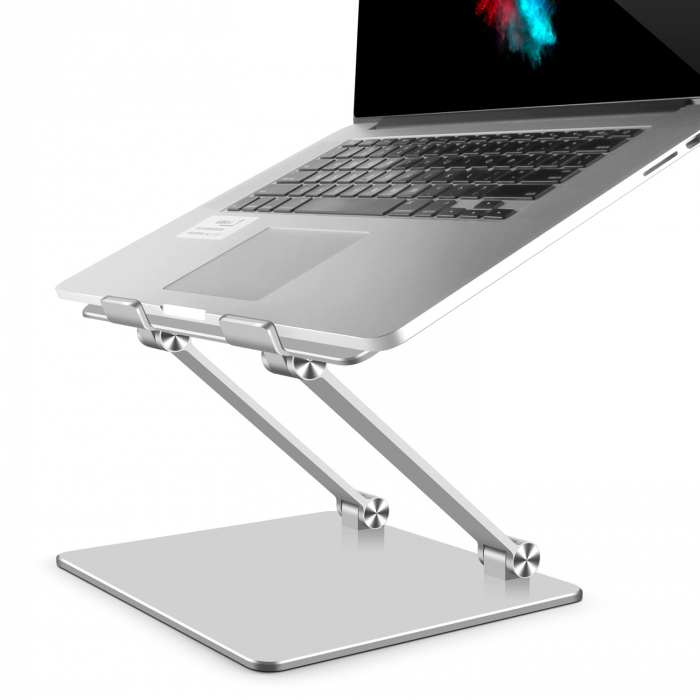 Suport masuta laptop pliabil si reglabil, din aluminiu [9]