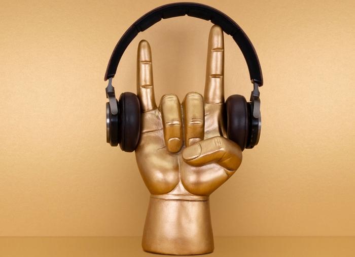 Suport pentru casti Rock On 1