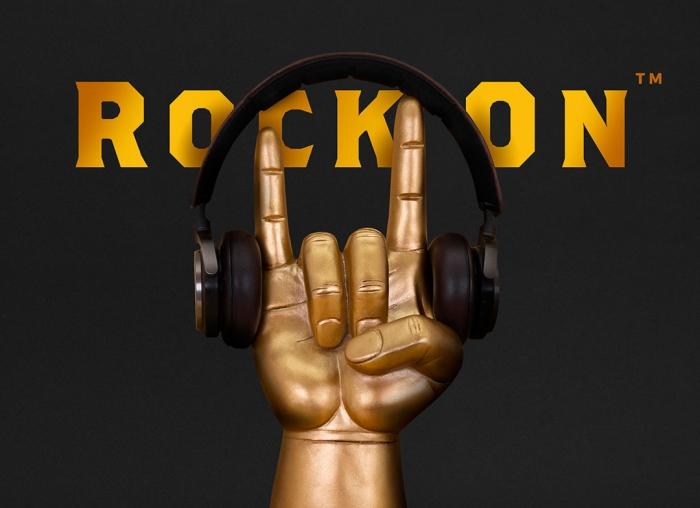 Suport pentru casti Rock On 4