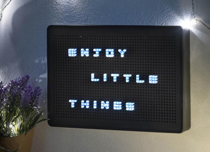 Tabla pentru mesaje personalizate 0