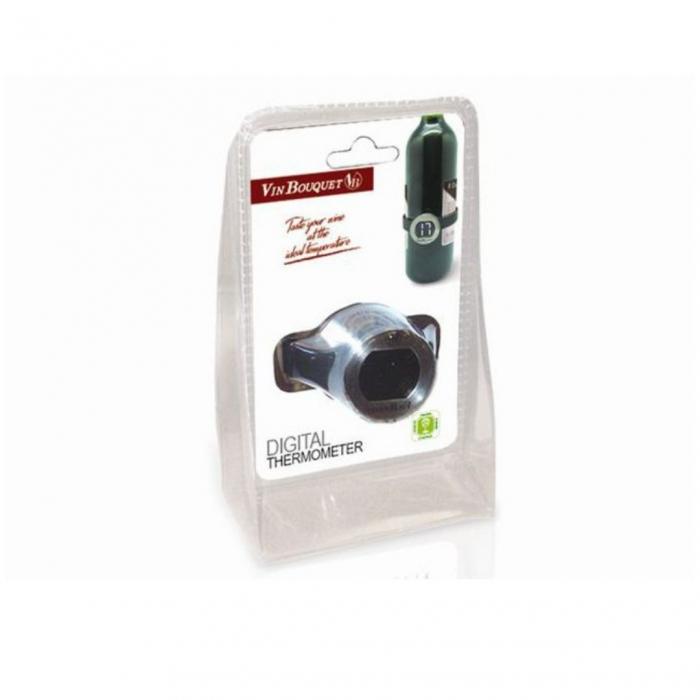Termometru digital pentru sticla de vin 3