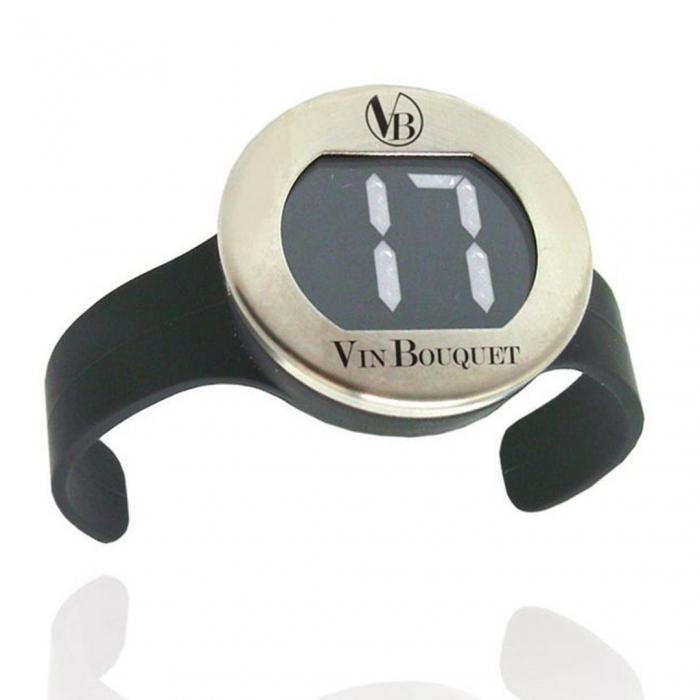 Termometru digital pentru sticla de vin 2