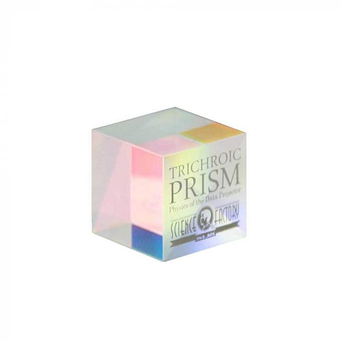 Trichroic Prism Spectacol stiintific de culoare 5