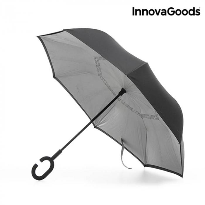Umbrela cu pliere in sus 5