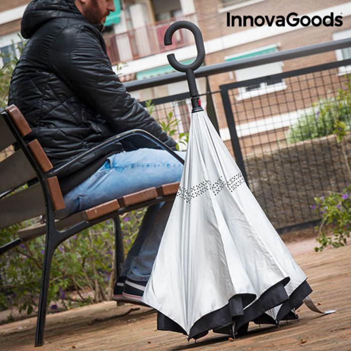 Umbrela cu pliere in sus 4