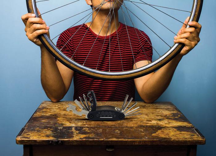 Unealta 16 in 1 pentru biciclete 0