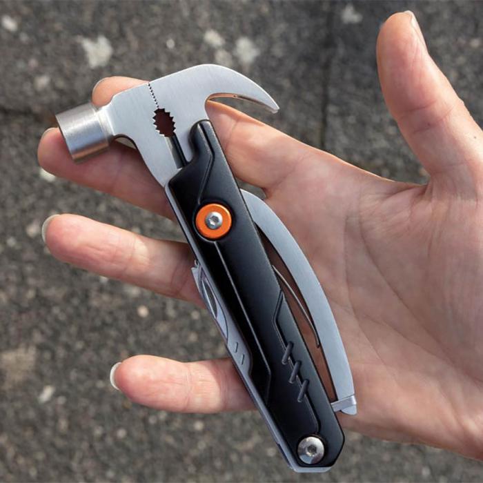 Unealta multifunctionala de buzunar 10 in 1, Excalibur Hammer 0