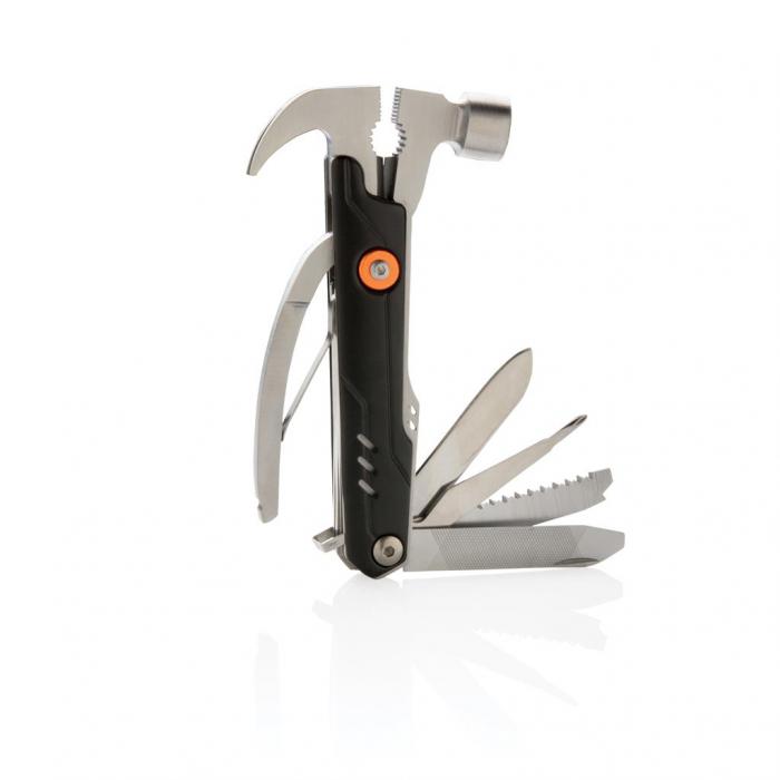 Unealta multifunctionala de buzunar 10 in 1, Excalibur Hammer 2