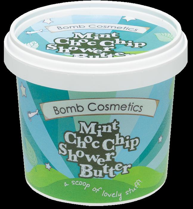 Unt de corp pentru dus Menta Bomb Cosmetics 2