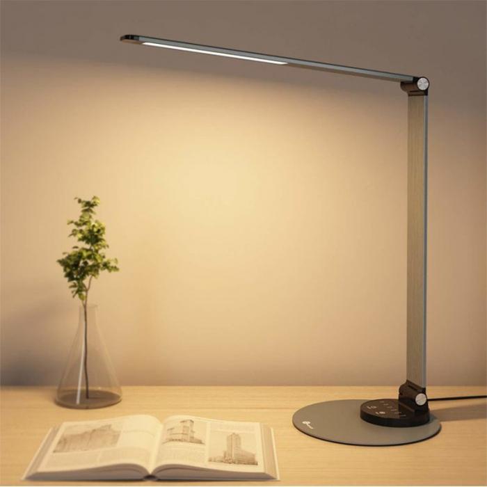 Veioza LED TaoTronics 3 moduri de iluminare 550 lm 0