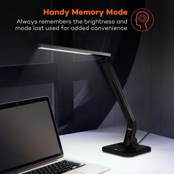 Veioza LED TaoTronics 4 moduri iluminare 530 lm 2