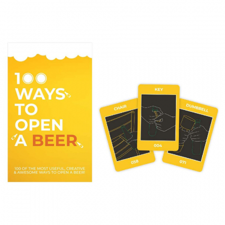 100 Solutii ingenioase de a deschide o sticla de bere [1]