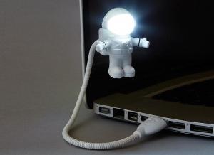 Lampa USB Astronaut0