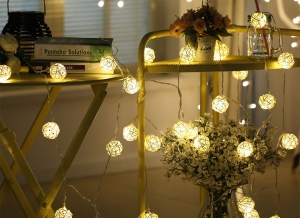 Instalatie de lumini LED Mingiute Sepak Takraw0