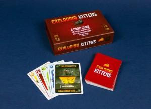 Joc de Carti Exploding Kittens6