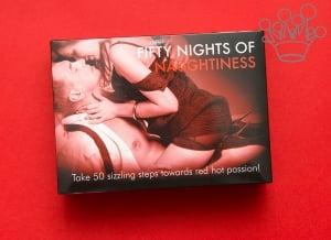 Joc erotic Fifty Nights of Naughtiness [8]