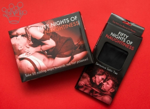 Joc erotic Fifty Nights of Naughtiness Bundle [12]