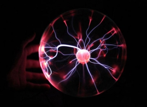 Lampa Minge cu Plasma2