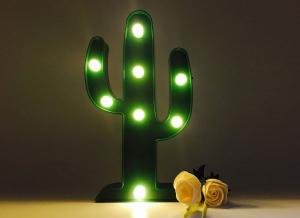 Lampa de Veghe LED Cactus11