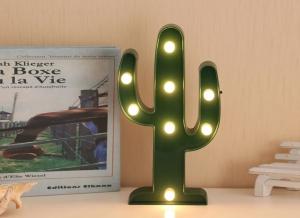 Lampa de Veghe LED Cactus4