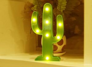 Lampa de Veghe LED Cactus3