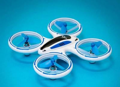 Mini Drona Illuminator2