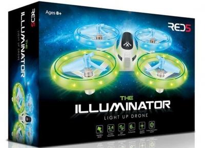 Mini Drona Illuminator3