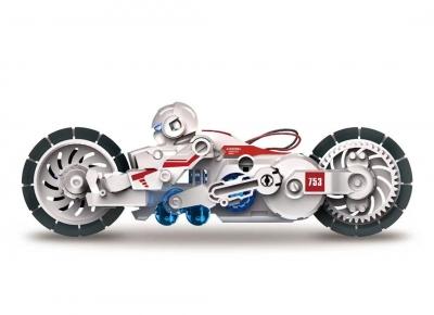 Motocicleta cu Motor cu apa sarata [1]