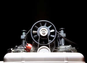 Motor Porsche boxer 6 cilindri - kit DIY2