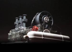 Motor Porsche boxer 6 cilindri - kit DIY1